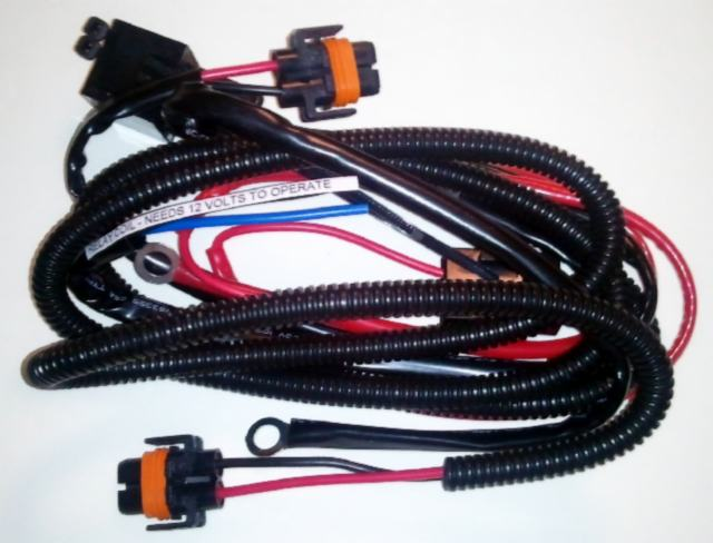 ford fusion fog light wiring harness 2011 2012 2013 and 2014