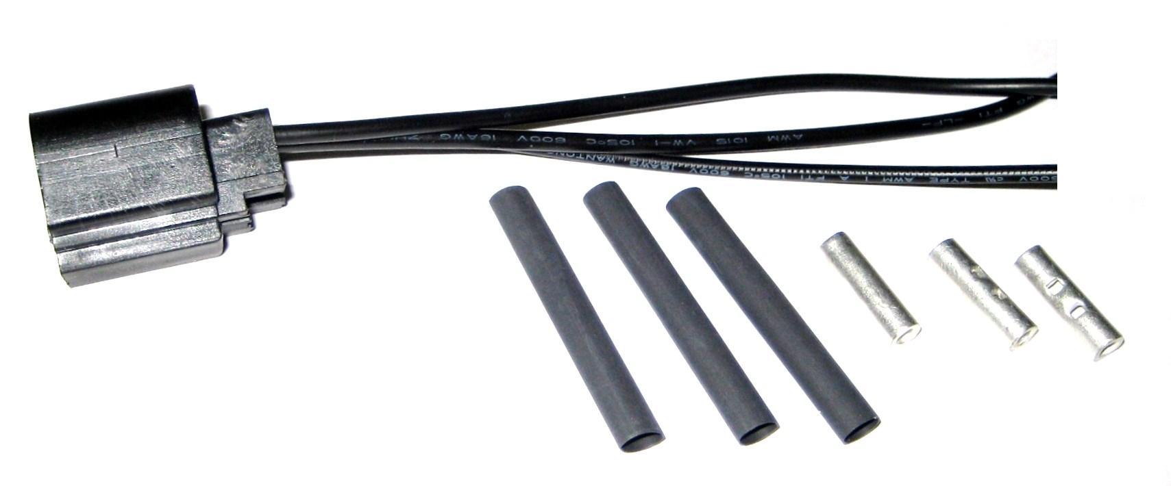 mustang headlight wiring harness repair kit 2005 2011. Black Bedroom Furniture Sets. Home Design Ideas